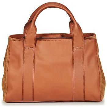 Tasker Dame Håndtasker m. kort hank Betty London JUZTA Cognac