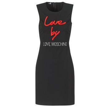 textil Dame Korte kjoler Love Moschino CARININA Sort
