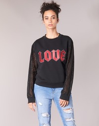 textil Dame Sweatshirts Love Moschino NARU Sort