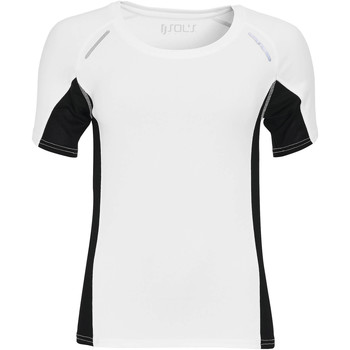 T-shirts m. korte ærmer Sols  CAMISETA RUNNING MANGA CORTA MUJER