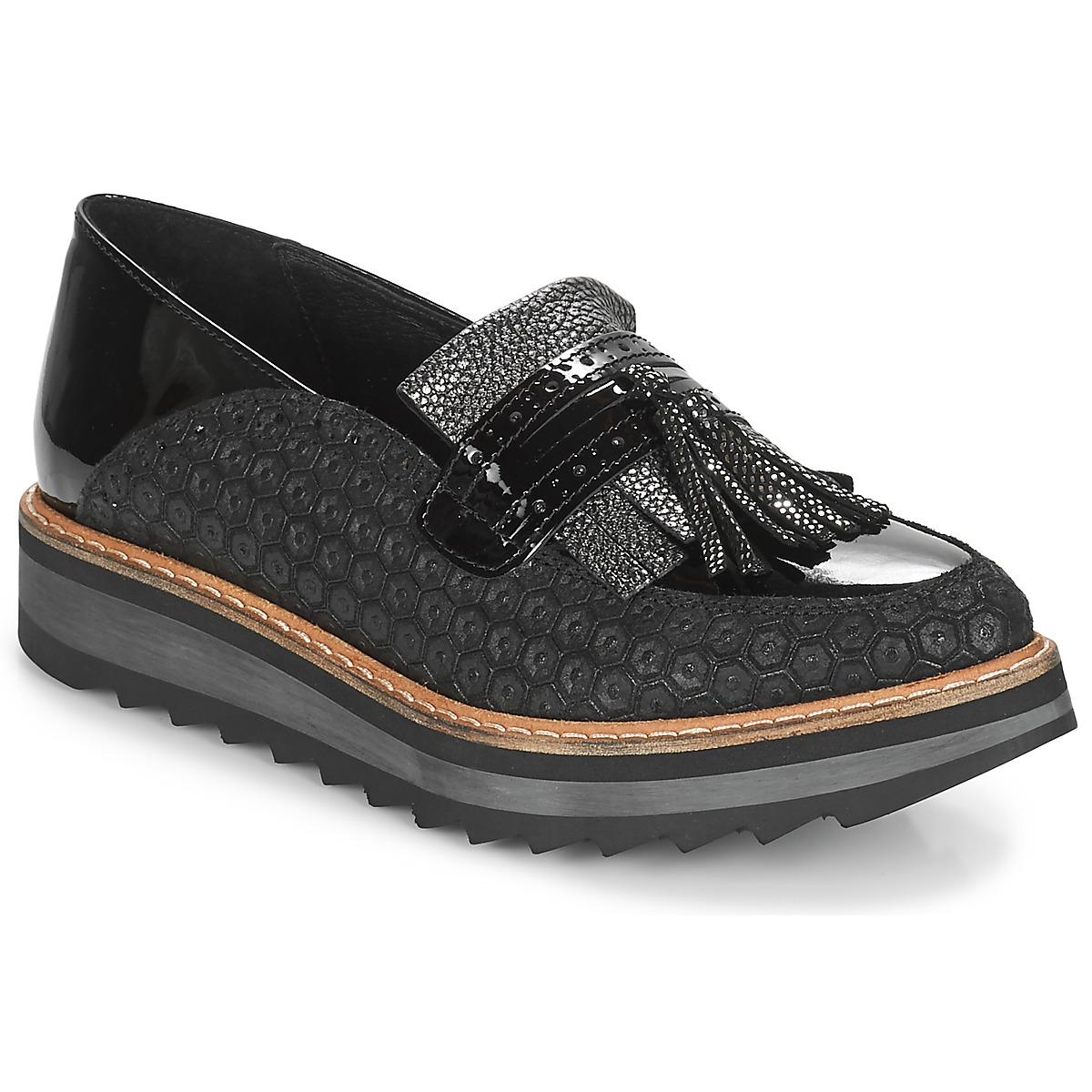Loafers Regard  RINOVI V2 COMET NERO
