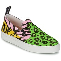 Sko Dame Slip-on Moschino Cheap & CHIC LIDIA Flerfarvet