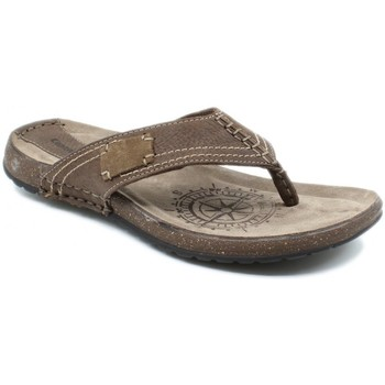 Sko Herre Flip flops Copenhagen Shoes COLUMBO 745-30280  01-0023 brown