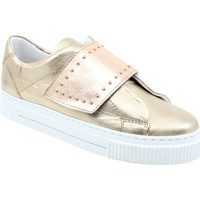 Sko Dame Lave sneakers Copenhagen Shoes ASHLEY CS1465  03-0213 gold metallic