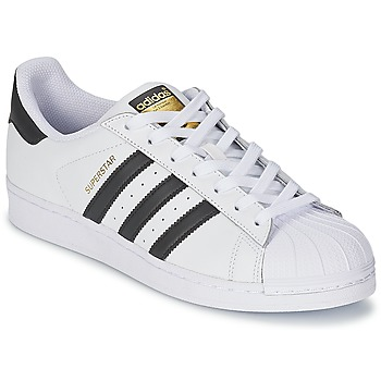Sneakers adidas Originals SUPERSTAR Hvid / Sort 350x350