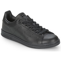 Sko Lave sneakers adidas Originals STAN SMITH Sort