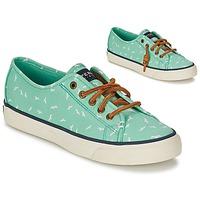 Sko Dame Lave sneakers Sperry Top-Sider SEACOAST Grøn
