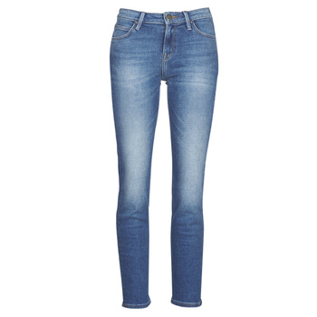 textil Dame Lige jeans Lee ELLY Blå / Medium