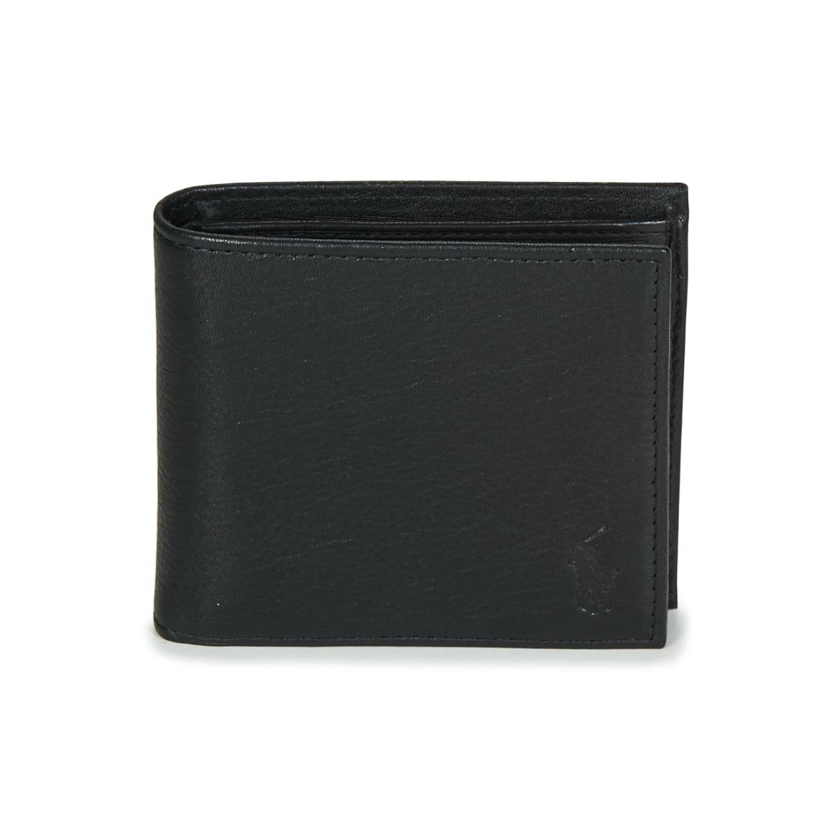 Tegnebøger Polo Ralph Lauren  EU BILL W/ C-WALLET-SMOOTH LEATHER