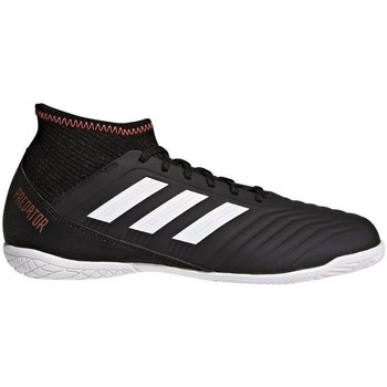 Sko Børn Indendørssport adidas Originals Predator Tango 183 IN J Sort