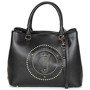 Tasker Dame Håndtasker m. kort hank Versace Jeans GARA Sort