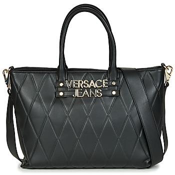 Tasker Dame Håndtasker m. kort hank Versace Jeans TACAZO Sort