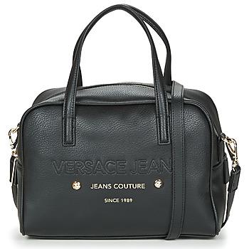 Tasker Dame Håndtasker m. kort hank Versace Jeans CUMBALI Sort