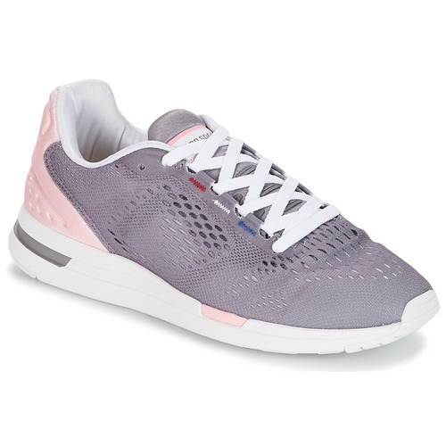 Sko Dame Lave sneakers Le Coq Sportif LCS R PRO W ENGINEERED MESH Violet