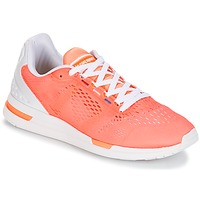 Sko Dame Lave sneakers Le Coq Sportif LCS R PRO W ENGINEERED MESH Papaya / Punch