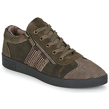 Sko Dame Lave sneakers Mam'Zelle BADRIA Brun