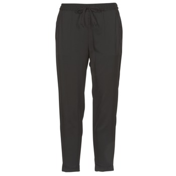 textil Dame Løstsiddende bukser / Haremsbukser G-Star Raw BRONSON JOG Sort