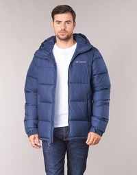 textil Herre Dynejakker Columbia PIKE LAKE HOODED JACKET Marineblå