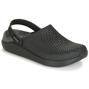 Sko Træsko Crocs LITERIDE CLOG Sort