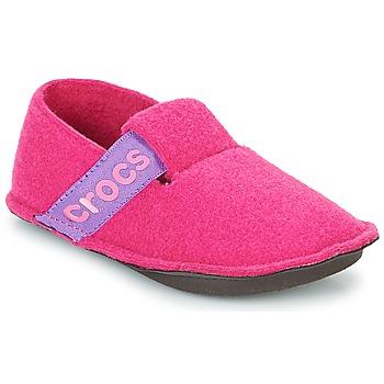 Sko Pige Tøfler Crocs CLASSIC SLIPPER K Pink