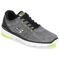Sko Herre Fitness / Trainer Skechers FLEX ADVANTAGE 3.0 Grå