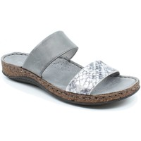 Sko Dame Sandaler Copenhagen Shoes Emmely CS1564-208  04-0194 grey snake