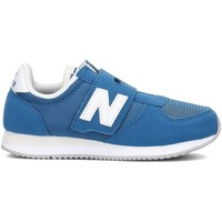 Sko Børn Lave sneakers New Balance 220 Blå