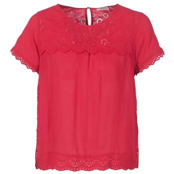 textil Dame Toppe / Bluser Betty London JALILI Rød
