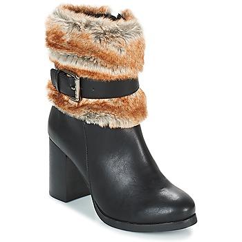 Sko Dame Høje støvletter LPB Shoes JESSY Sort