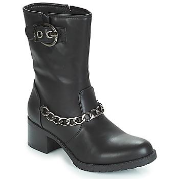 Sko Dame Høje støvletter LPB Shoes LOANNE Sort