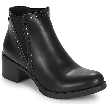 Sko Dame Høje støvletter LPB Shoes LAURA Sort