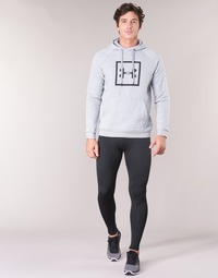 textil Herre Leggings Under Armour COLDGEAR LEGGING Sort