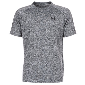 textil Herre T-shirts m. korte ærmer Under Armour UA TECH SS TEE Grå