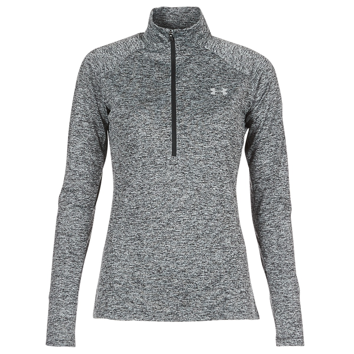 Langærmede T-shirts Under Armour  TECH 1/2 ZIP TWIST