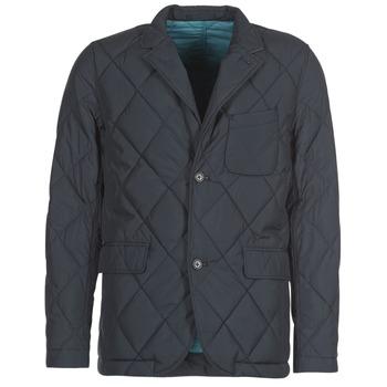 textil Herre Jakker Vicomte A. ODIN QUILTED BLAZER Marineblå