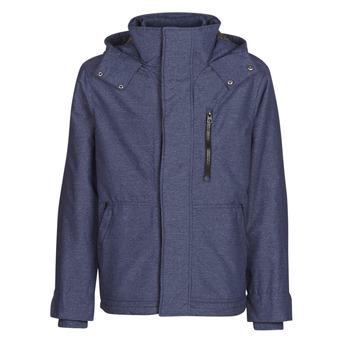 textil Herre Jakker Benetton MARDAN Marineblå