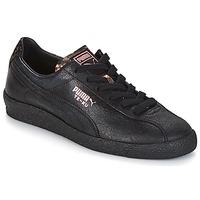Sko Dame Lave sneakers Puma WN TE-KU ARTICA.BLACK-BLAC Sort