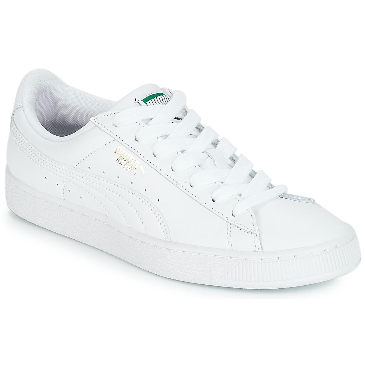 Sneakers Puma  BASKET CLASSIC LFS.WHT