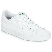 Sko Lave sneakers Puma BASKET CLASSIC LFS.WHT Hvid