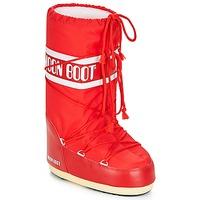 Sko Vinterstøvler Moon Boot NYLON Rød