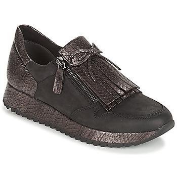 Sko Dame Lave sneakers Tamaris DIVA Sort