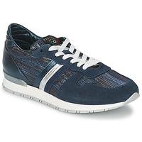 Sko Dame Lave sneakers Serafini LOS ANGELES Blå