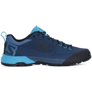 Sko Dame Lave sneakers Salomon X Alp Spry W Blå, Flåde