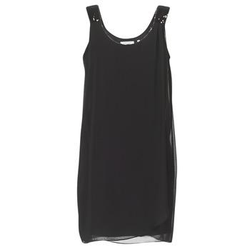 textil Dame Korte kjoler Naf Naf KLOE R1 Sort