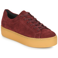 Sko Dame Lave sneakers Vagabond JESSIE Bordeaux