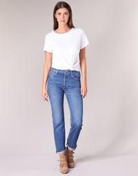 textil Dame Jeans - boyfriend Replay ALEXIS Blå / 009