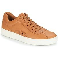 Sko Herre Lave sneakers Polo Ralph Lauren COURT 100 Brun