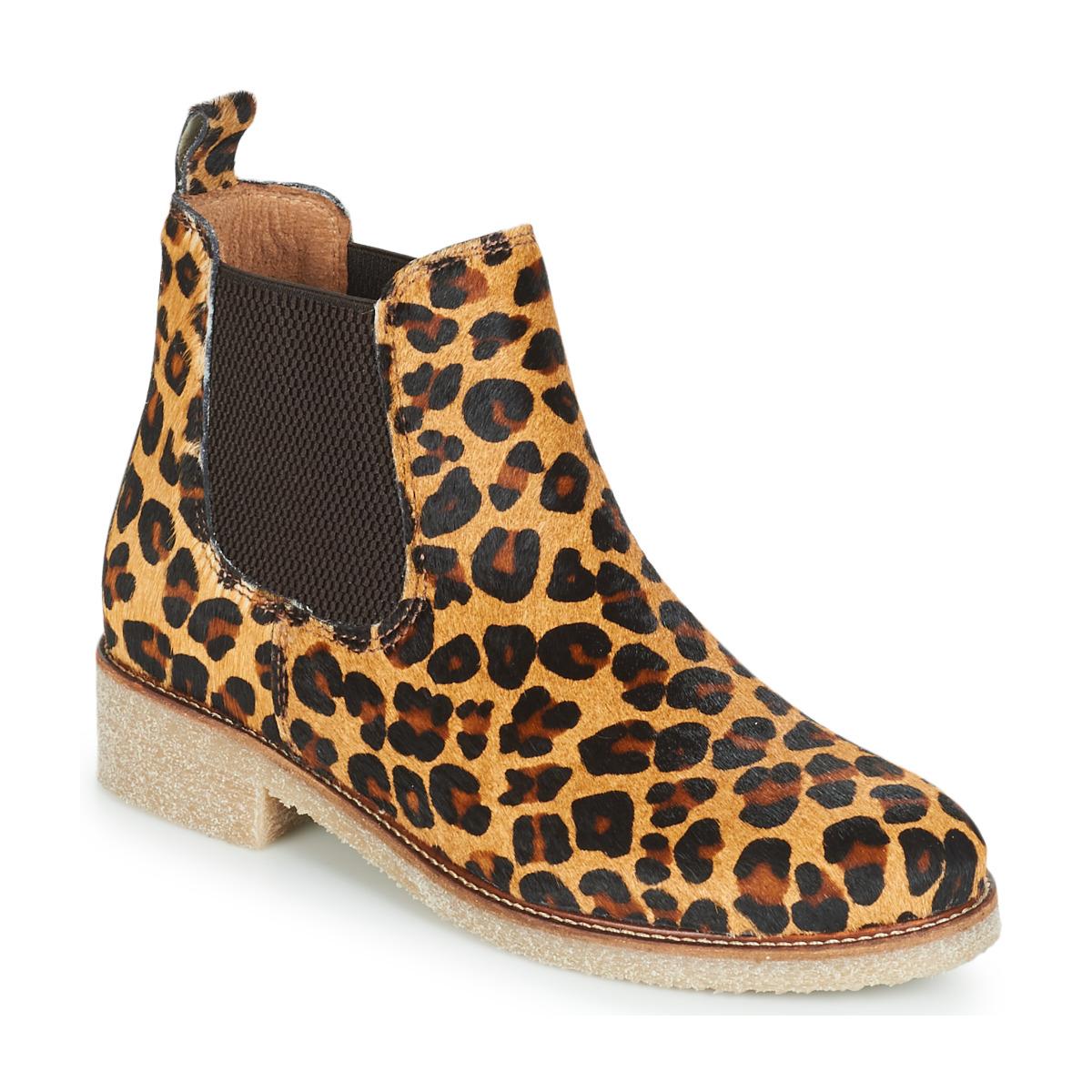 Støvler Bensimon  BOOTS CREPE