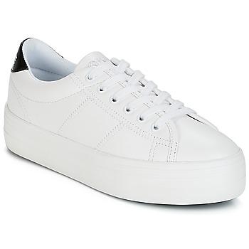 Sko Dame Lave sneakers No Name PLATO SNEAKER Hvid
