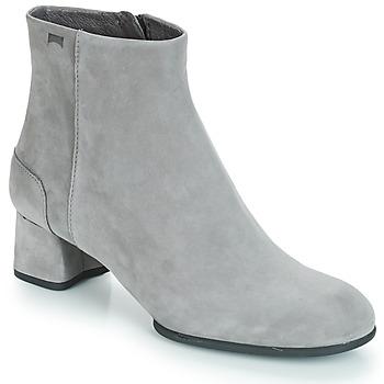 Sko Dame Høje støvletter Camper KIE0 Boots Grå